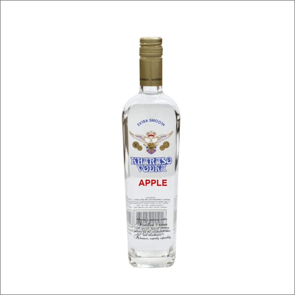 Kharaso Apple Vodka