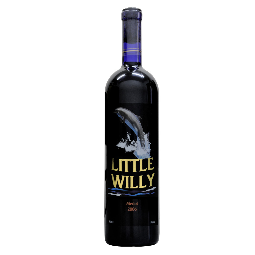 little willy merlot- red wine