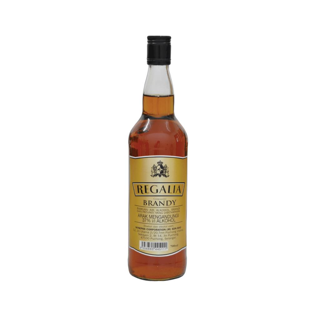 Regalia Brandy - Winepak