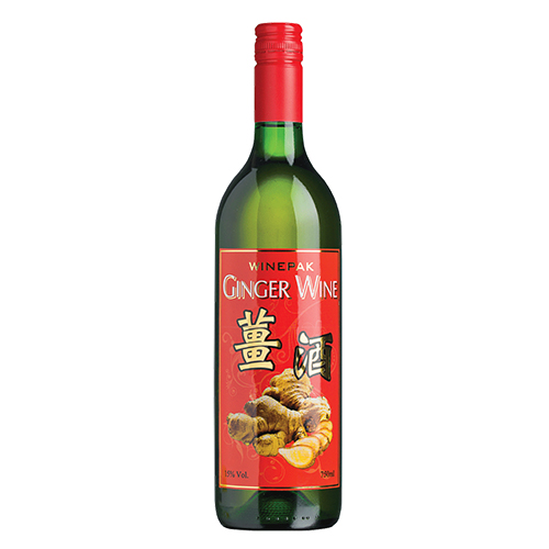 Ginger Wine - Winepak