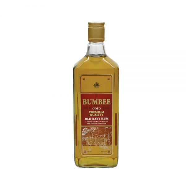 Bumbee Gold Rum - Winepak