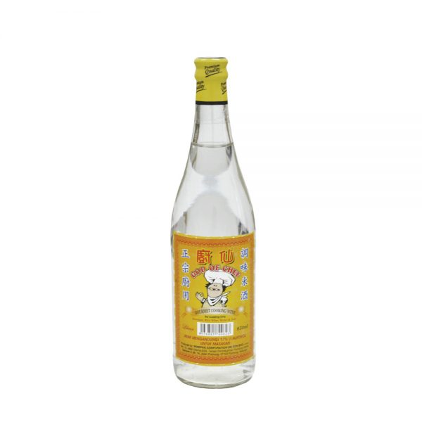 God of chef bee chiew - Winepak chinese wine