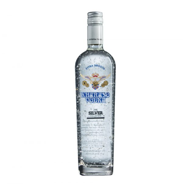 Kharaso 24k Silver Vodka - Winepak