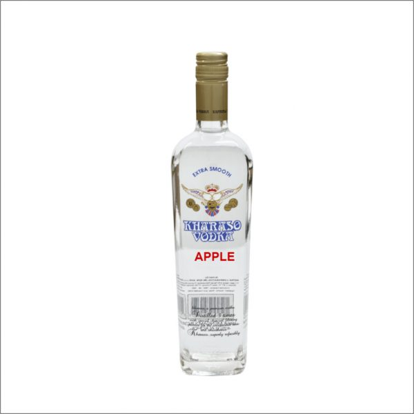 Kharaso Apple Vodka