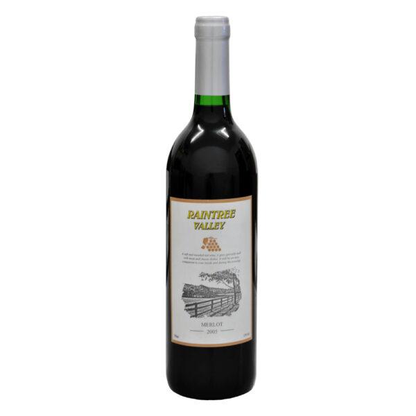Raintree valley merlot - Winepak Red Wine