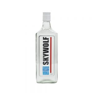 Skywolf Vodka - Winepak